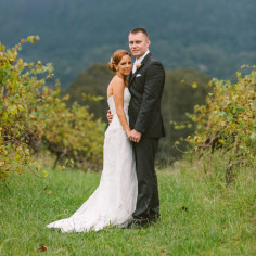 Renee & Luke Silos Estate Winery Wedding