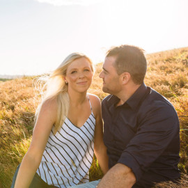 South Coast Pre-Wedding Photography | Brianna + Andrew