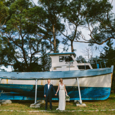 Jervis Bay Wedding Photographer | Vintage Wedding