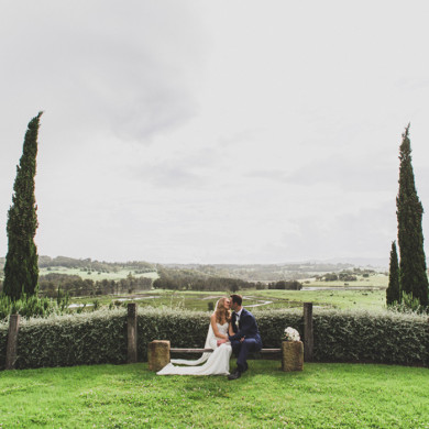 Cupitts Winery Wedding Milton | Lauren + Luke
