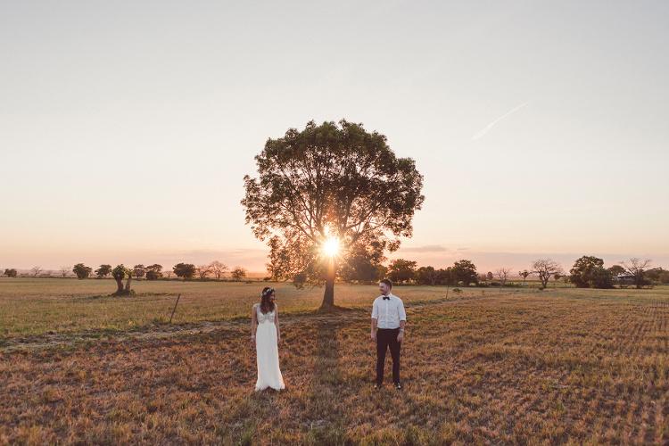 Merribee Wedding Numbaa Shoalhaven | Juliet + Colin