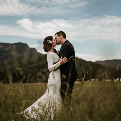 Melross Wedding Photographer Kangaroo Valley | Red Berry Photography