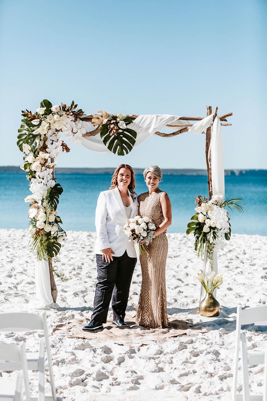 Hyams Beach Wedding Photographer | South Coast NSW