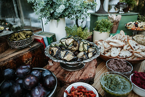 Wedding Caterer Berry NSW | Salmon & Co.